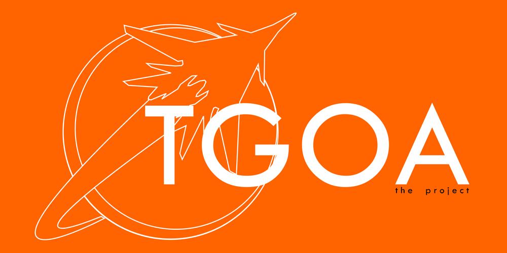 Copertina del progetto TGOA
